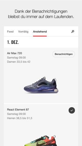 Nike SNEAKRS App iTunes Deutschland
