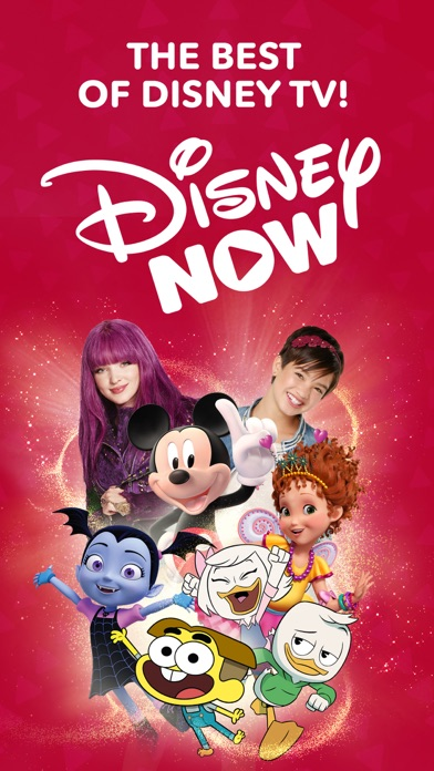 DisneyNOW – Episodes & Live TV for Windows