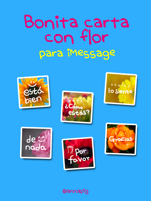Bonita carta con flor screenshot 4