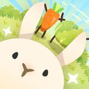 兔子真是太可愛了