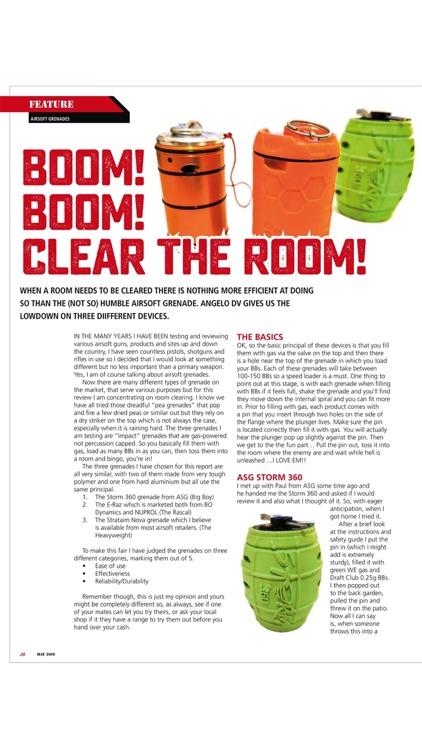 Airsoft Action Magazine screenshot-3
