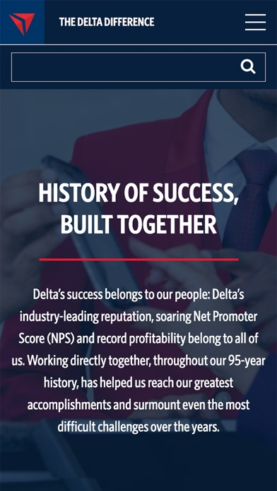 The Delta Difference screenshot 3