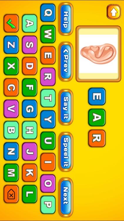 Spell It - spelling learning screenshot-4