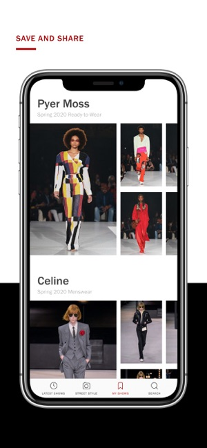 Vogue Runway Fashion Shows On The App Store