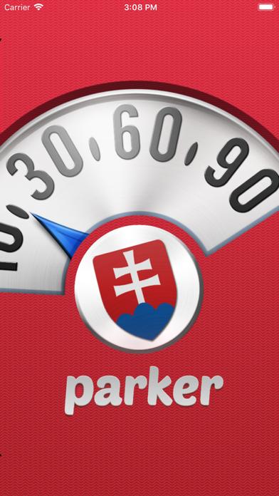 Parker SK - sms parkovanieのおすすめ画像1