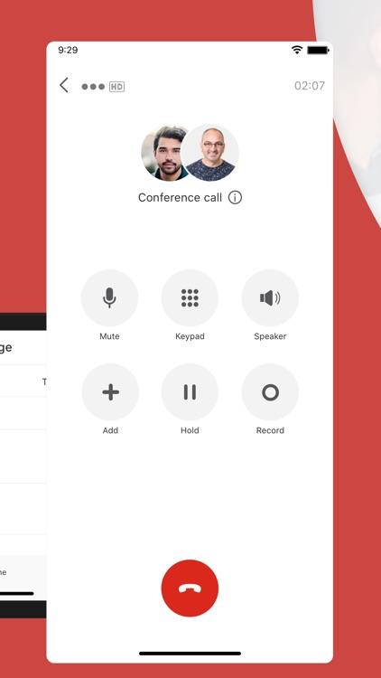 Avaya Cloud Office screenshot-5