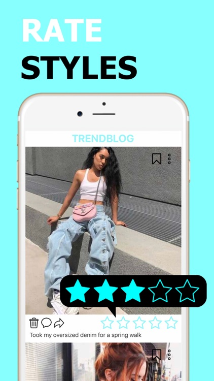 Trendblog - Fashion & Outfits screenshot-0