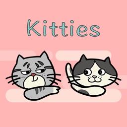 Gray Kitties
