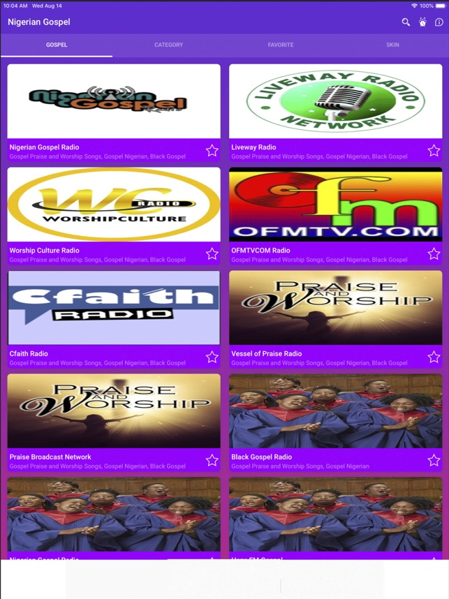 Nigerian Gospel Music on the App Store