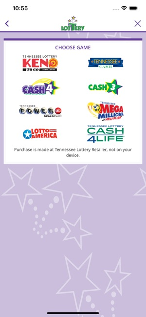 Tennessee Lottery Official App on the App Store