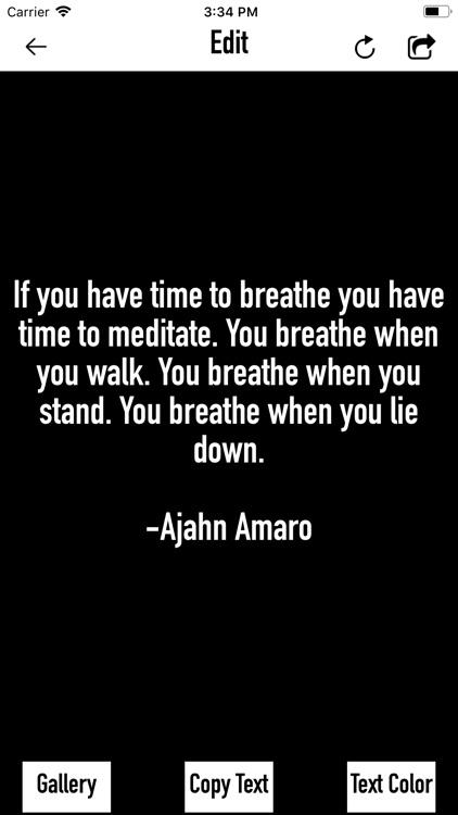 Relaxing meditation music screenshot-4