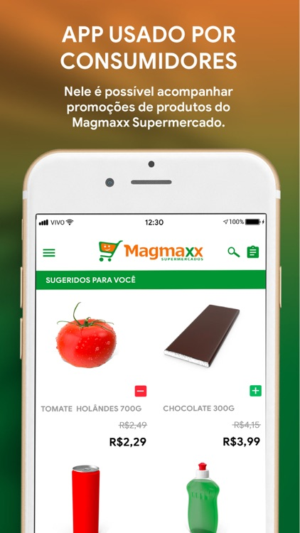 Magmaxx Supermercados screenshot-4