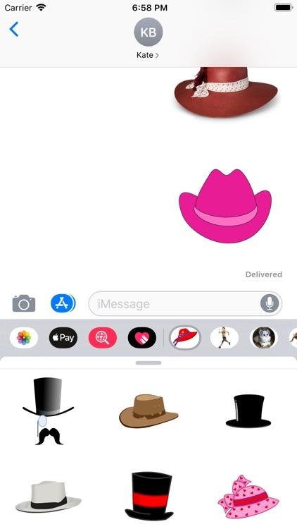 Hats Collection screenshot-3