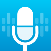 Recorder Plus: voice record, audio memo, sound editor icon