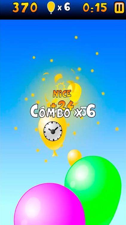 Tap Pop Balloon - Combo Party screenshot-6