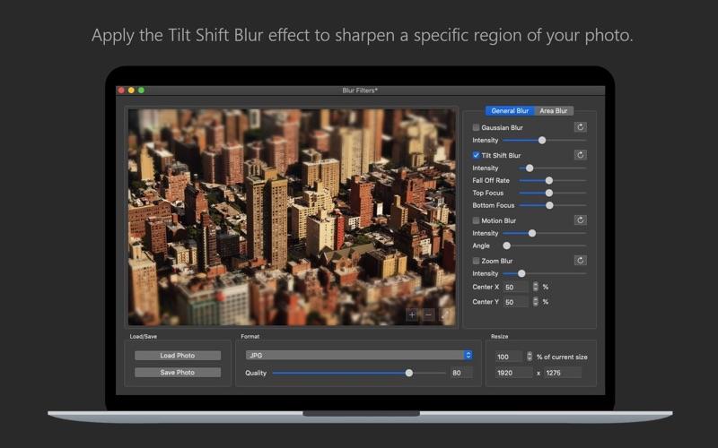 Photo Blur FX - Image Blur