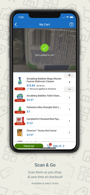My Walmart: In-store shopping on the App Store