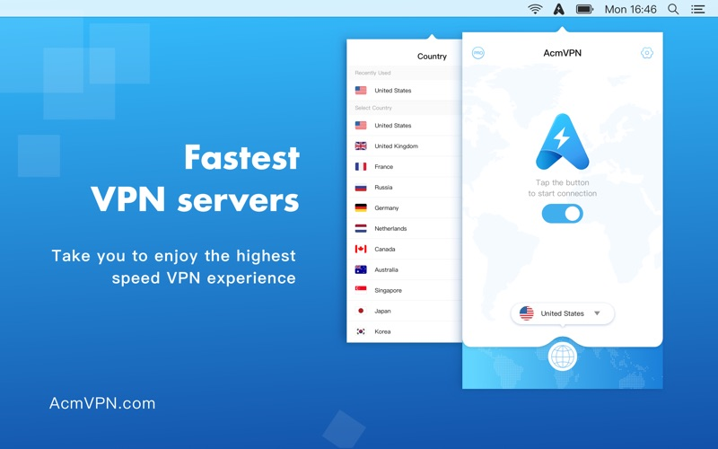 AcmVPN - VPN Unlimited Proxy Free Download for PC and Mac ...