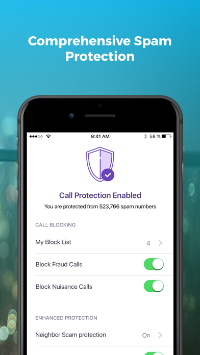 Hiya: Caller ID & Spam Blocker Screenshot
