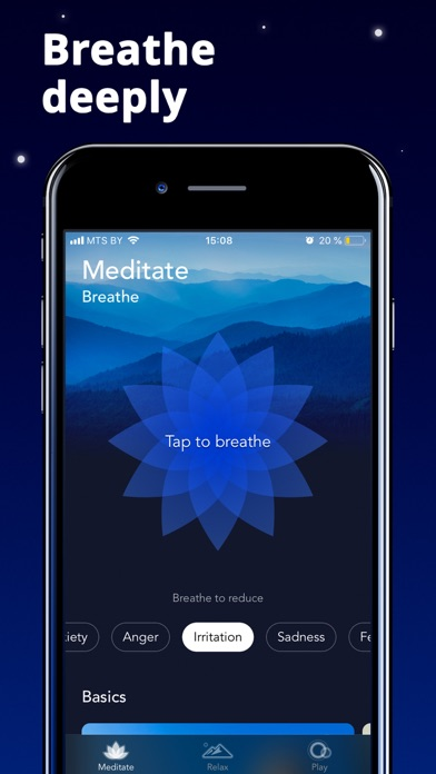 Music Zen - Relaxing Sounds screenshot three