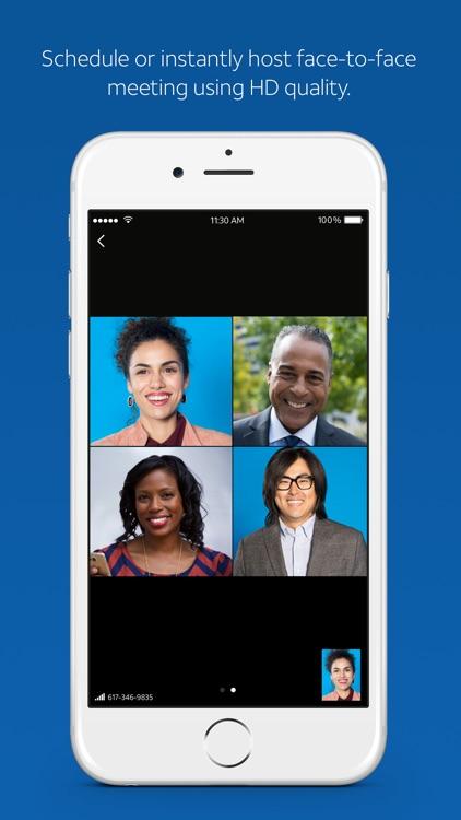 AT&T Collaborate screenshot-4