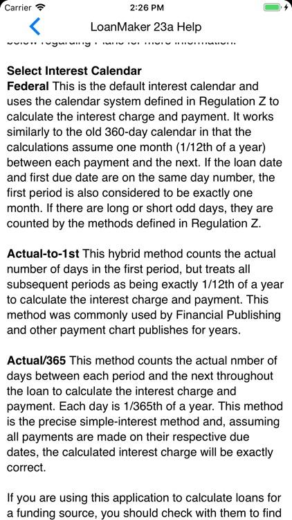 LoanMaker screenshot-5