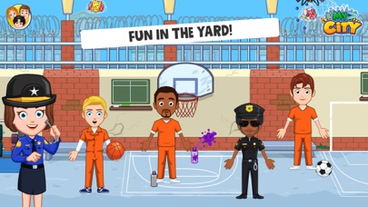 My City : Jail House screenshot 4