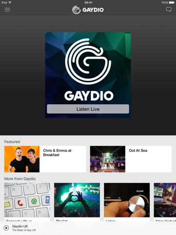 Gaydio - náhled