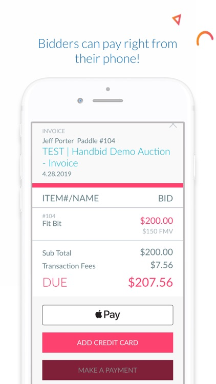 Handbid screenshot-9