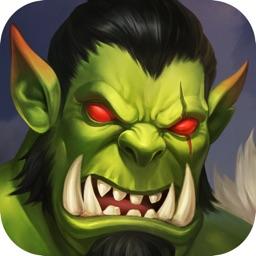 部落争霸3D-MMORPG暗黑魔幻挂机游戏