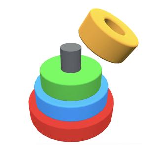 Color Circles 3D