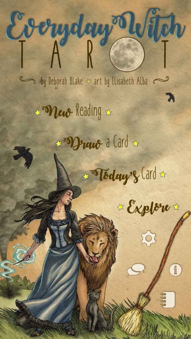 Everyday Witch Tarot-0
