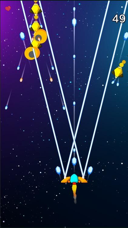 Deep Space: Pew Pew!