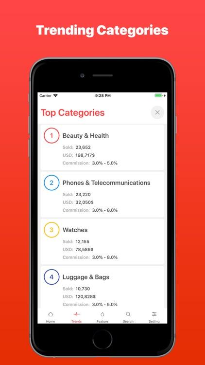 AliTrends: Products Trending screenshot-5