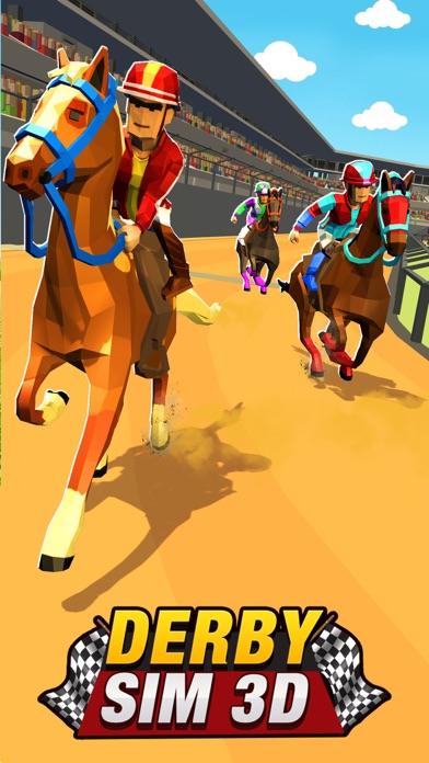 Derby Sim 3D screenshot 1