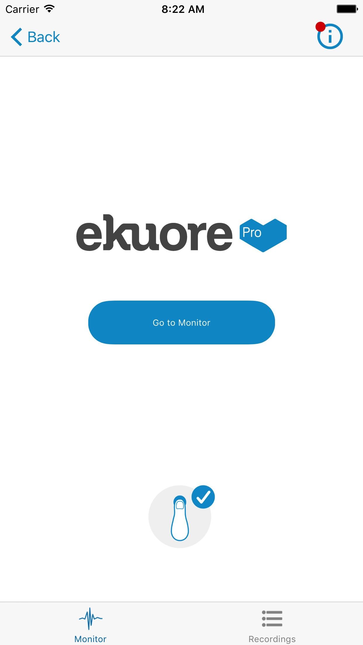 eKuore Pro Screenshot