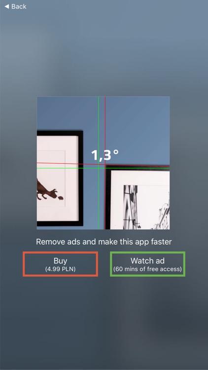 Pocket Laser Level screenshot-4