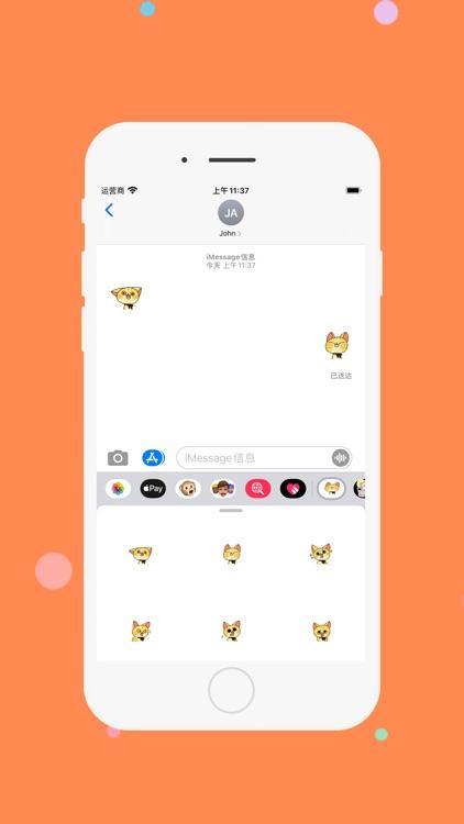 LovelyCat Sticker screenshot-3