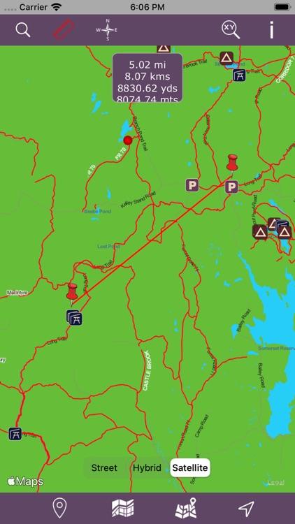 Green Mountain National Forest screenshot-3
