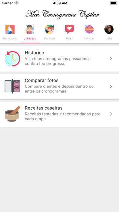 Baixar Meu Cronograma Capilar para Android