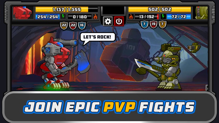 Super Mechs: Battle Bots Arena screenshot-3