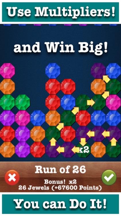 Rainbow Jewels: Color Connect! screenshot-4