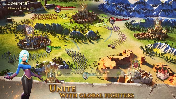 Legend: Rising Empire screenshot-4