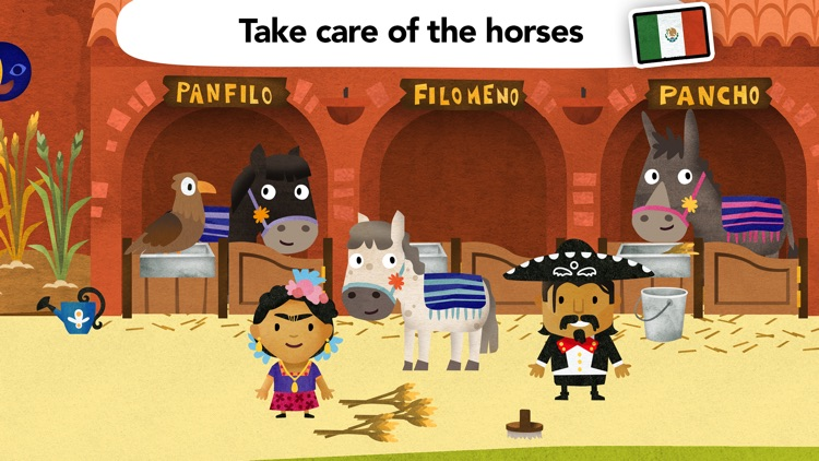 Fiete World - game for kids 4+ screenshot-9