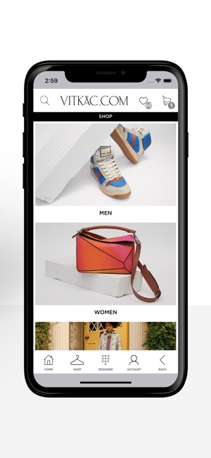 54b50efc  VITKAC - Luxury Shopping on the App Store