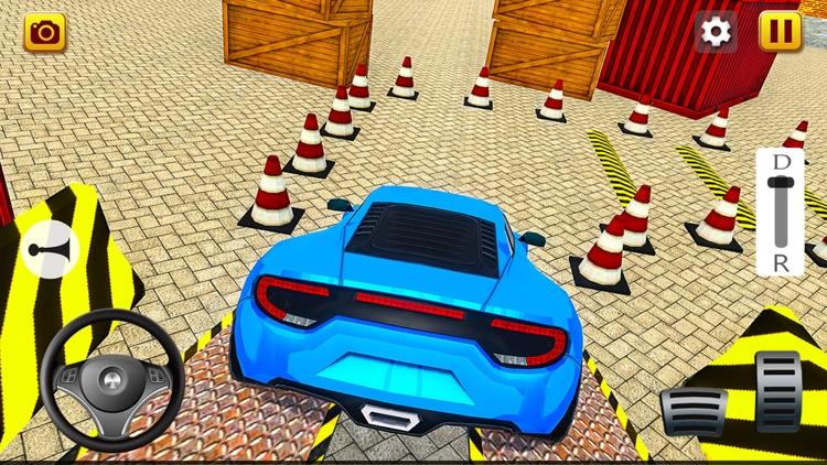 Advance Car Parking Game screenshot-5
