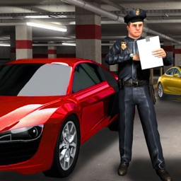 Multi-Storey Police Officer 3D