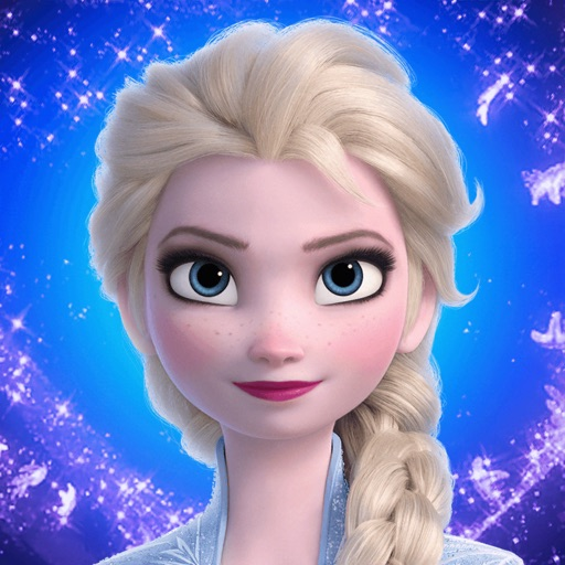 Disney Frozen Adventures free software for iPhone and iPad