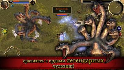 Скриншот №2 к Titan Quest HD
