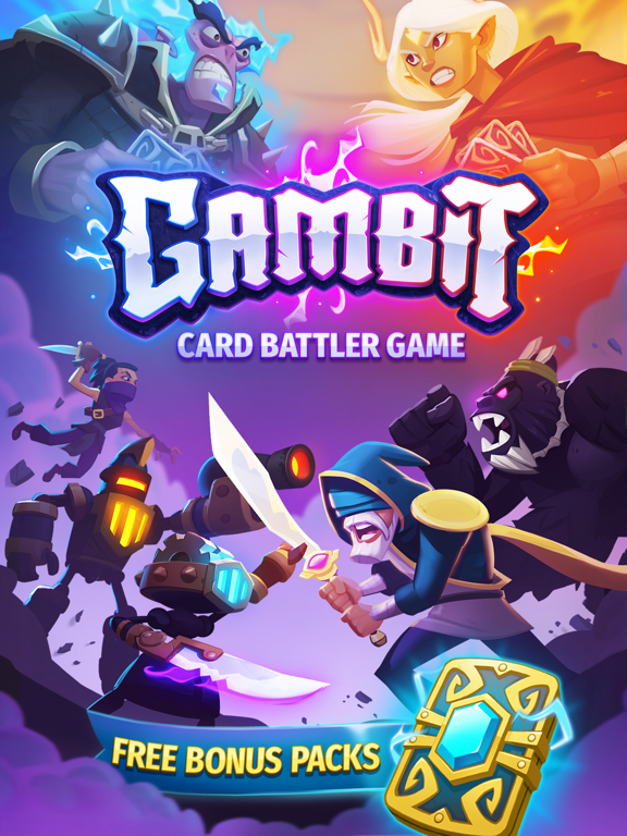 Gambit! screenshot 6